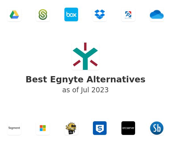 Best Egnyte Alternatives