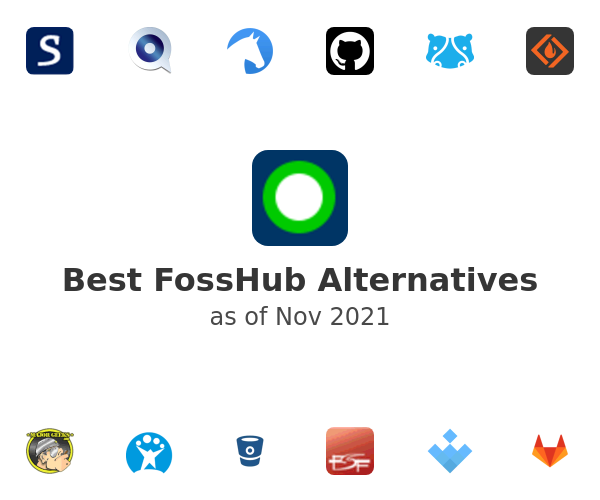 Best FossHub Alternatives