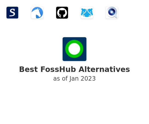 Best FossHub Alternatives