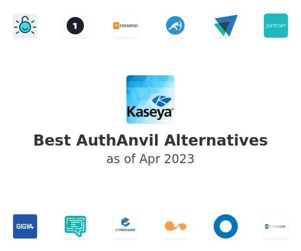 Best AuthAnvil Alternatives