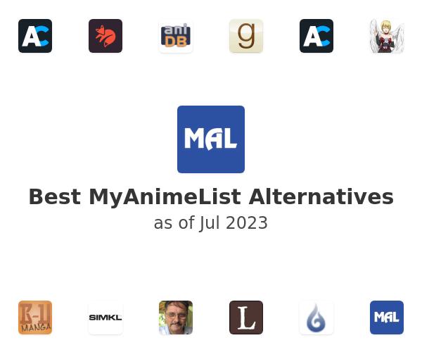 Best MyAnimeList Alternatives