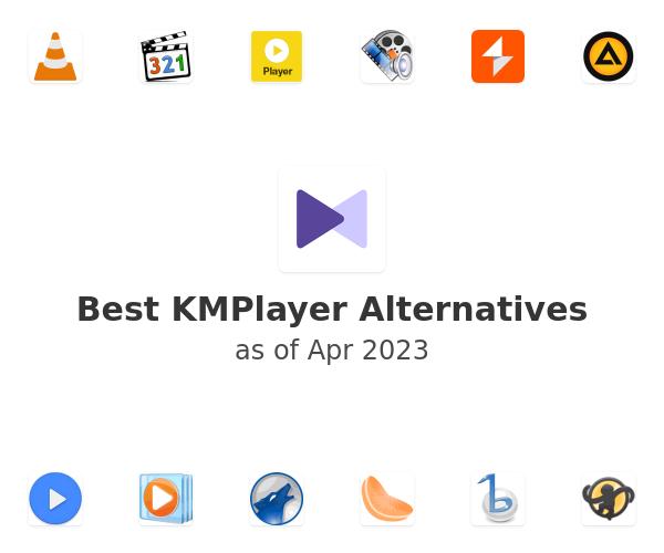 Best KMPlayer Alternatives