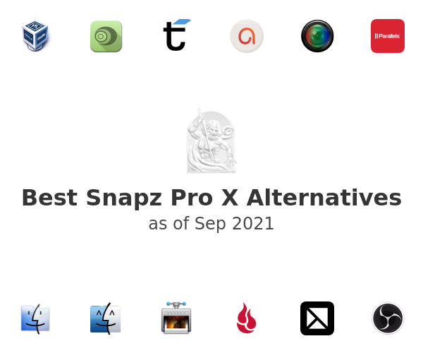 Best Snapz Pro X Alternatives