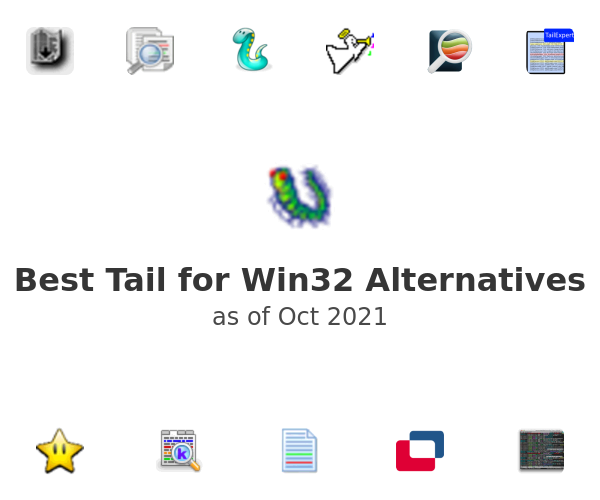 Best Tail for Win32 Alternatives