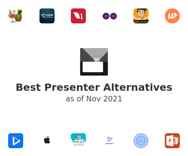 Best Presenter Alternatives