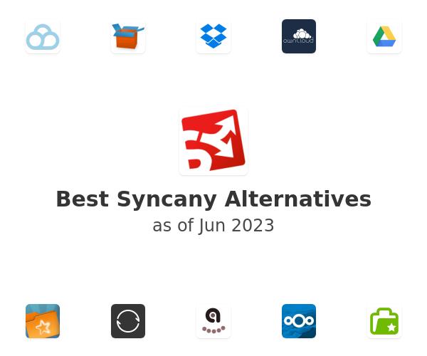 Best Syncany Alternatives