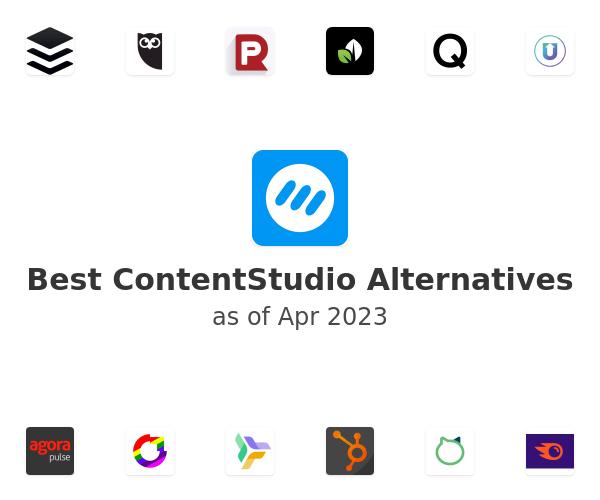 Best ContentStudio Alternatives