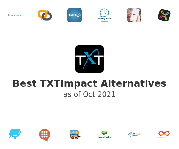 Best TXTImpact Alternatives