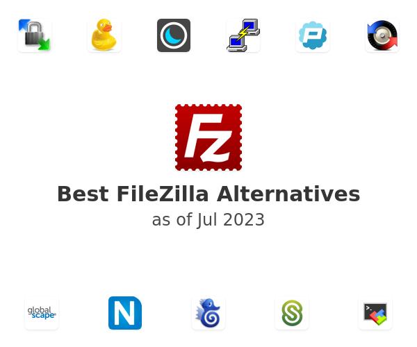 Best FileZilla Alternatives