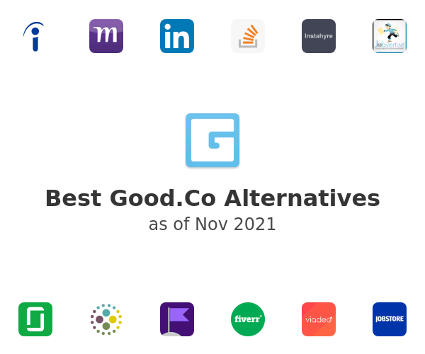 Best Good.Co Alternatives