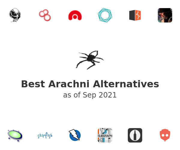 Best Arachni Alternatives