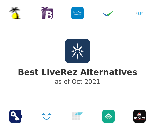 Best LiveRez Alternatives