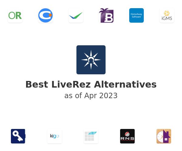 Best LiveRez Alternatives