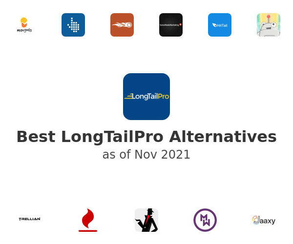 Best LongTailPro Alternatives