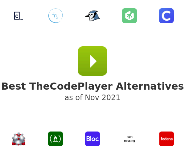Best TheCodePlayer Alternatives