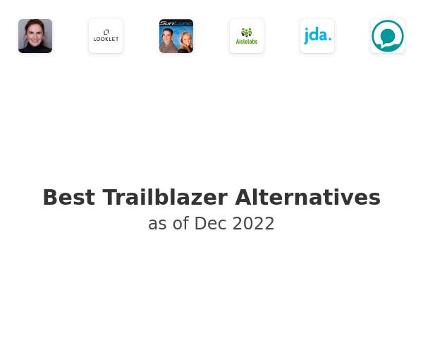 Best Trailblazer Alternatives
