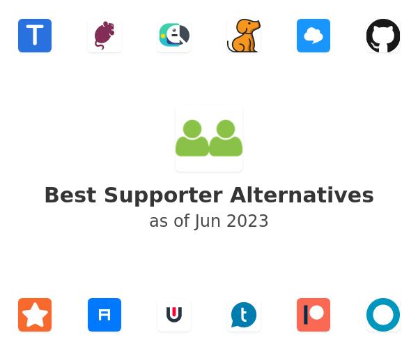 Best Supporter Alternatives