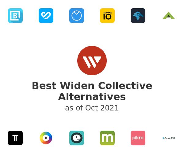 Best Widen Collective Alternatives