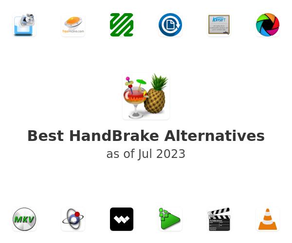 Best HandBrake Alternatives