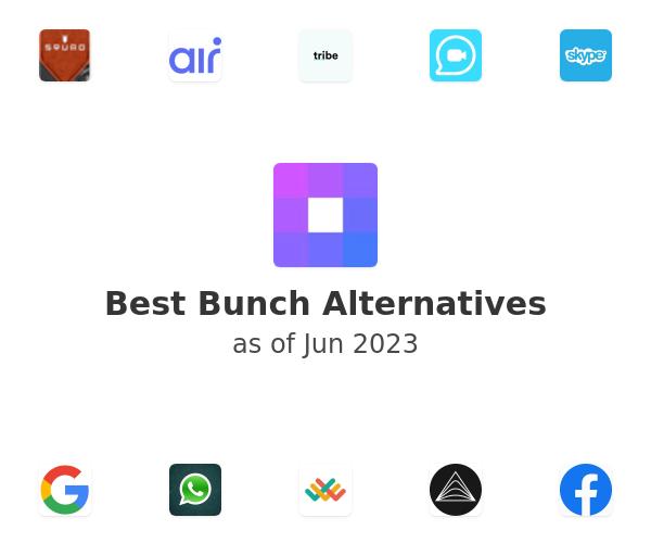Best Bunch Alternatives