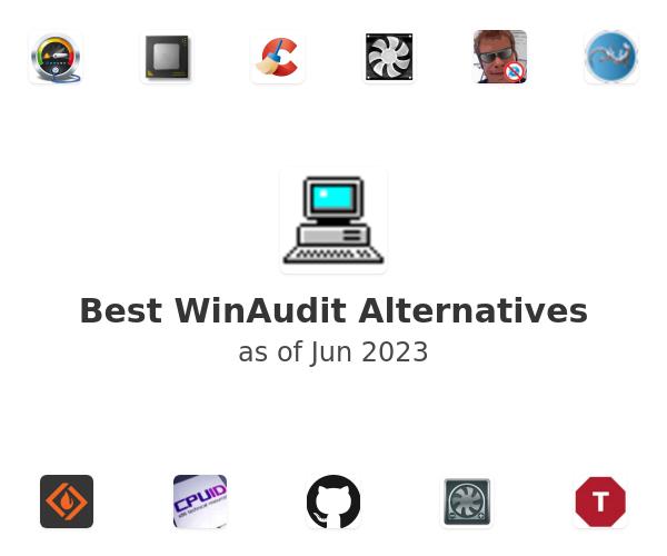 Best WinAudit Alternatives