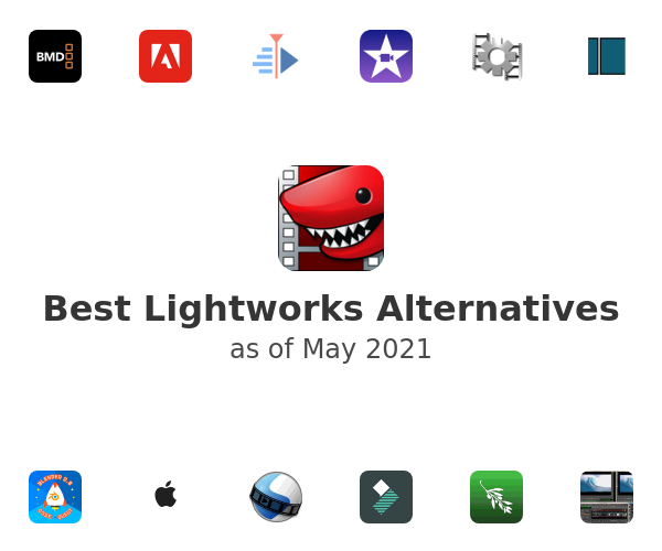 Best Lightworks Alternatives