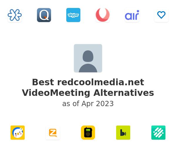 Best redcoolmedia.net VideoMeeting Alternatives