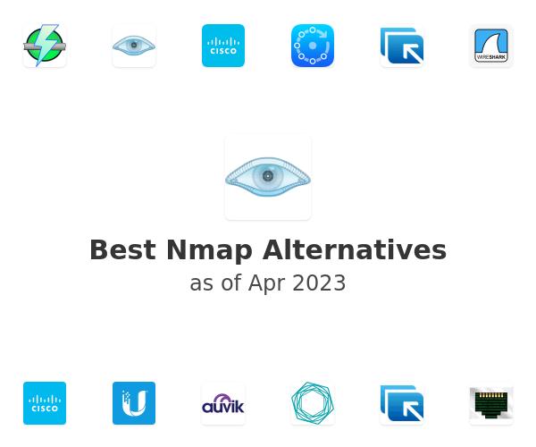 Best Nmap Alternatives