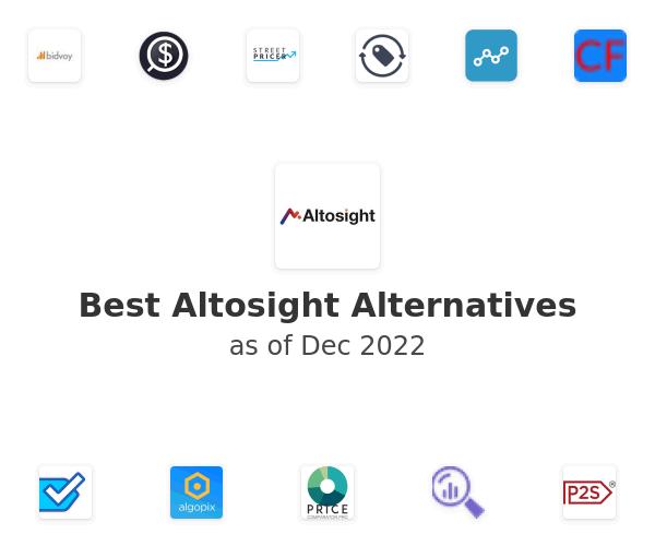 Best Altosight Alternatives