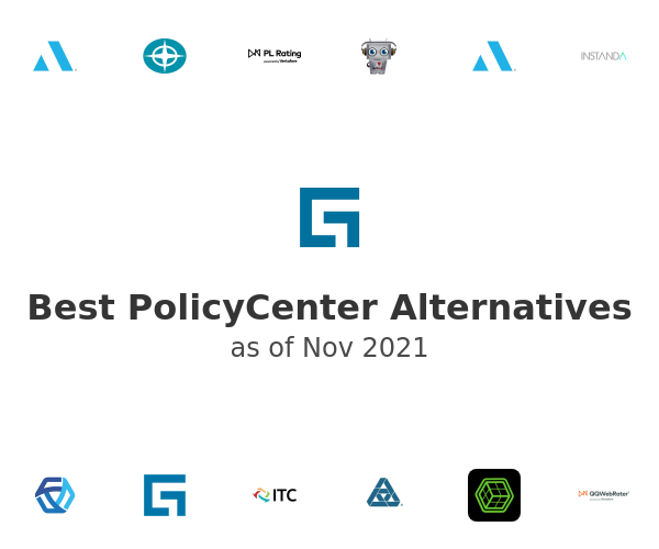 Best PolicyCenter Alternatives