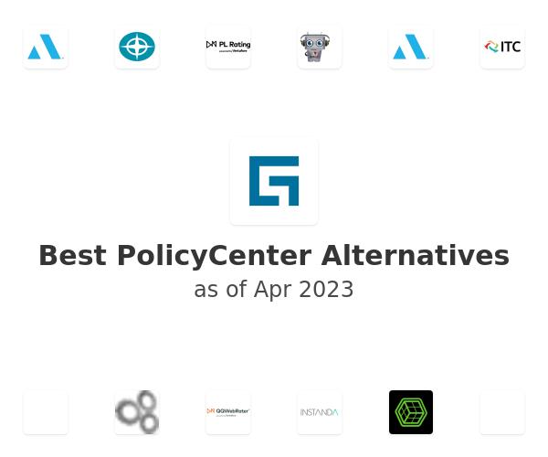 Best PolicyCenter Alternatives