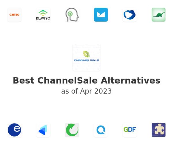 Best ChannelSale Alternatives