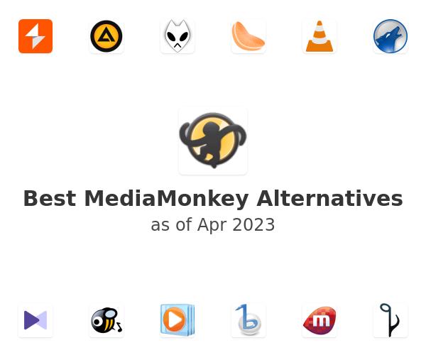 Best MediaMonkey Alternatives