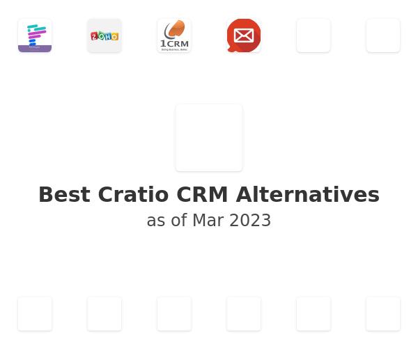 Best Cratio CRM Alternatives