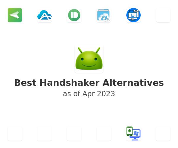 Best Handshaker Alternatives