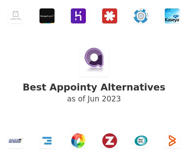 Best Appointy Alternatives