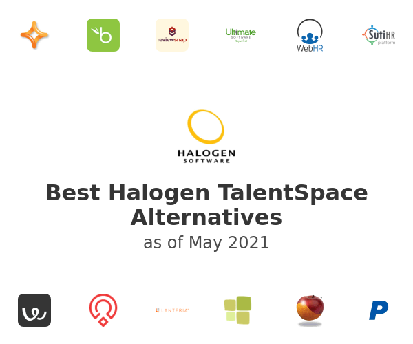 Best Halogen TalentSpace Alternatives