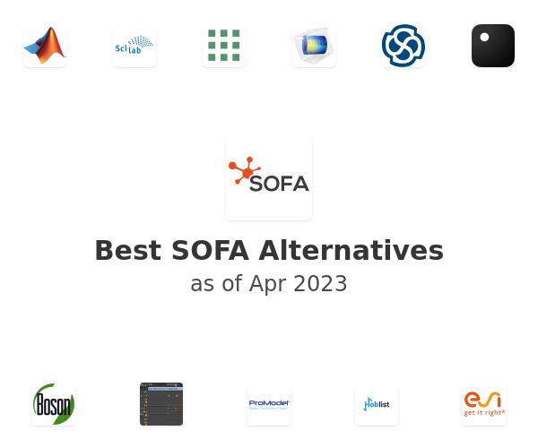 Best SOFA Alternatives