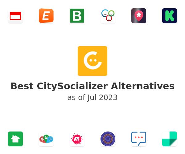 Best CitySocializer Alternatives