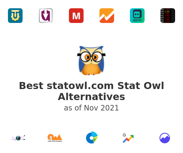 Best Stat Owl Alternatives