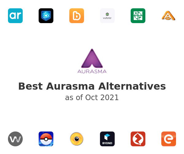 Best Aurasma Alternatives