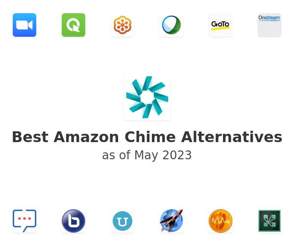Best Amazon Chime Alternatives