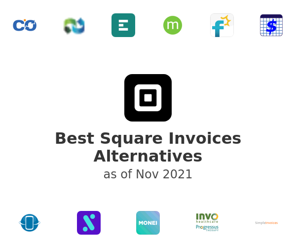 Best Square Invoices Alternatives
