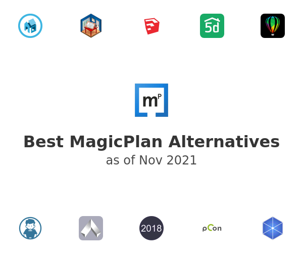 Best MagicPlan Alternatives