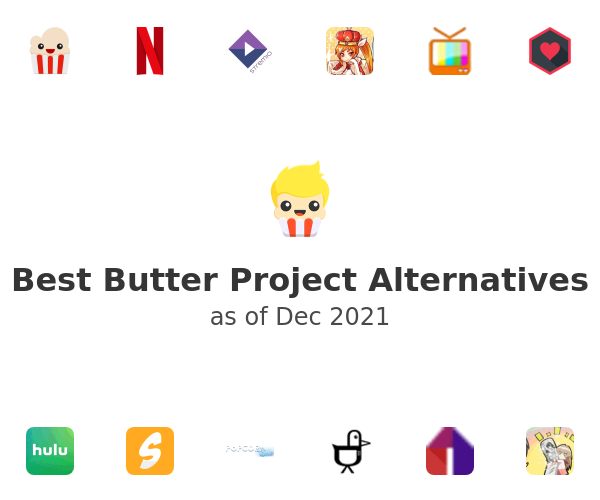 Best Butter Project Alternatives