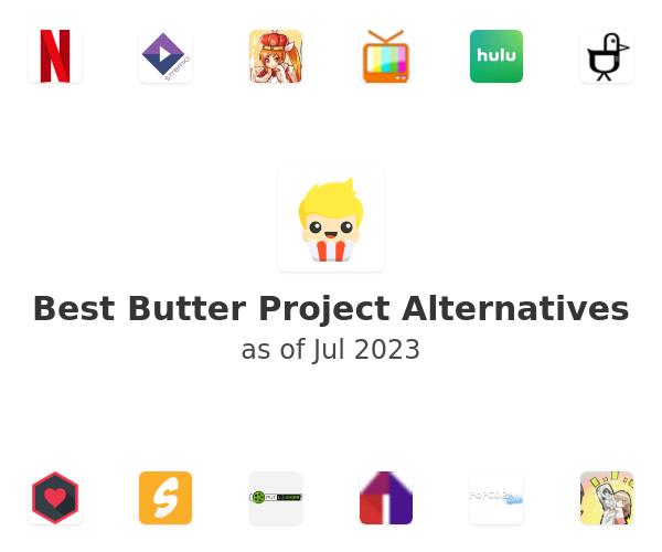 Best Butter Project Alternatives