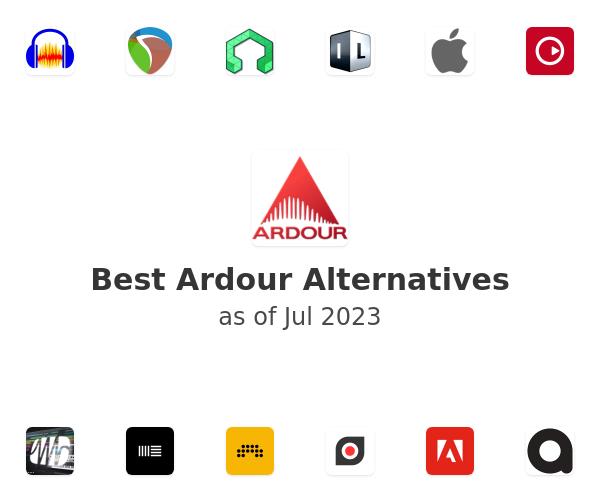Best Ardour Alternatives