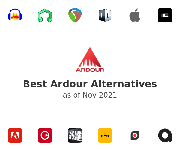 Best Ardour Alternatives