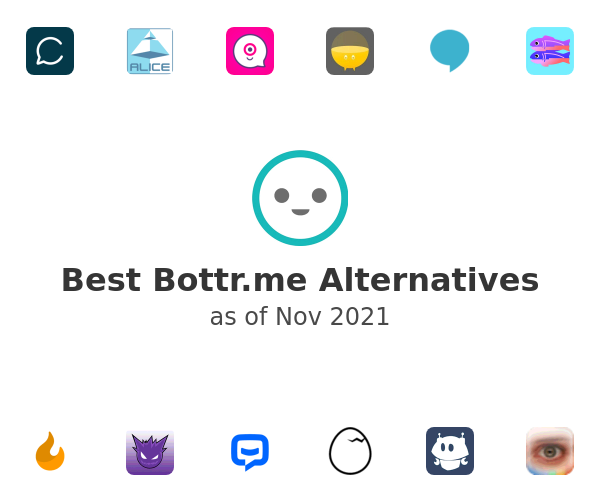 Best Bottr.me Alternatives