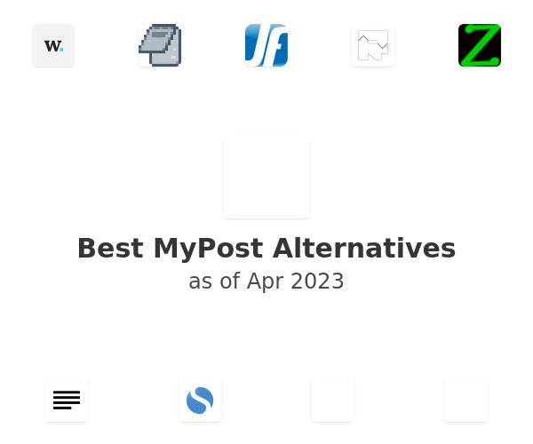 Best MyPost Alternatives